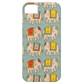 Good luck circus elephants cute elephant pattern iPhone SE/5/5s case