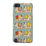 Good luck circus elephants cute elephant pattern iPod touch (5th generation) case