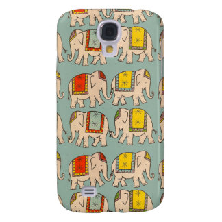 Good luck circus elephants cute elephant pattern samsung s4 case