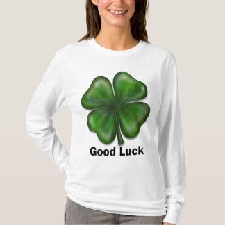 Good Luck Clover T-Shirt