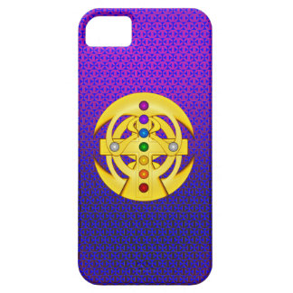 Good Luck Coptic Styled Cross iPhone SE/5/5s Case