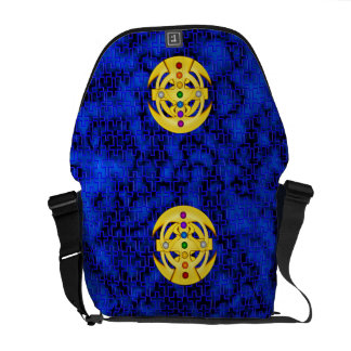 Good Luck Coptic Styled Cross Commuter Bags