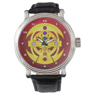 Good Luck Coptic Styled Cross Watches