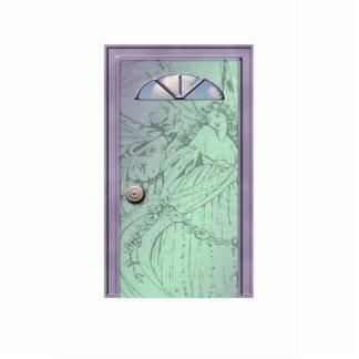 Good Luck Faerie Door Statuette