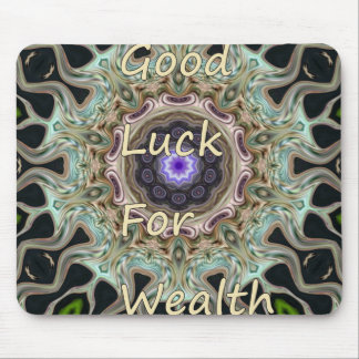 Good Luck For Wealth. Mouse Pad