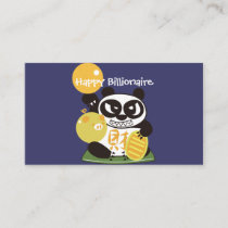 Good Luck Fortune Business Card