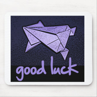 Good Luck Frog Mouse Pad