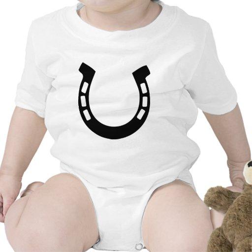 good luck horseshoe tee shirts