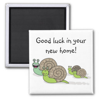Good luck in your new home ! 2 inch square magnet