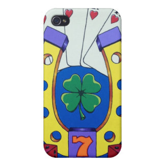 GOOD LUCK iPhone 4/4s Speck Case Cases For iPhone 4