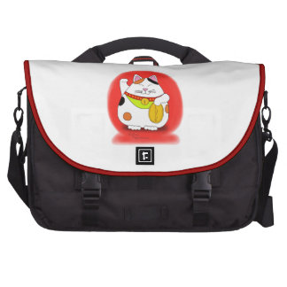 Good Luck Maneki Neko Bag For Laptop