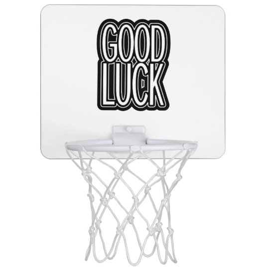 Image result for good luck basketball