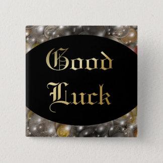 Good Luck Pinback Button