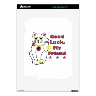 Good Luck Skins For The iPad 2