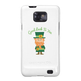 Good Luck To You Galaxy SII Covers