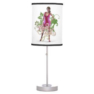 Good Luck Zoey Desk Lamp