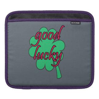 good lucky sleeve for iPads