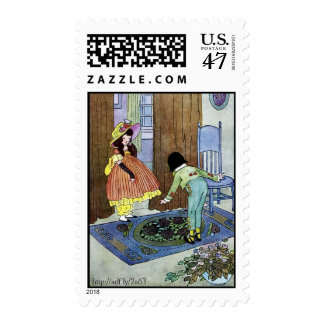 Good Manners Postage Stamps