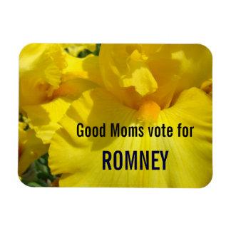 Good Moms vote for ROMNEY magnets Political Elect