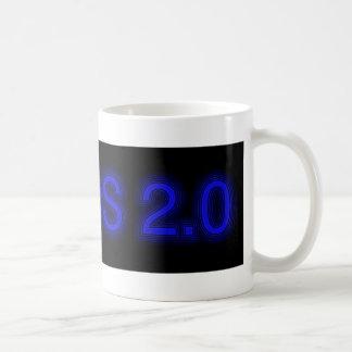 Good mood already for breakfast coffee mug