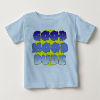 Good Mood Dude (Blue) T-shirt