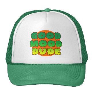 Good Mood Dude (Green) Trucker Hat