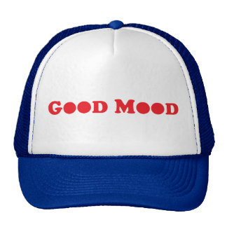 Good Mood (in Red) Trucker Hat