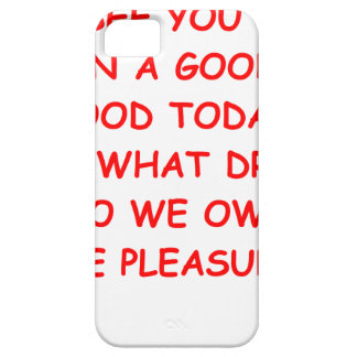 good mood iPhone 5 cover