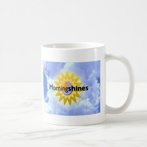 'Good Morn-night' cup Classic White Coffee Mug