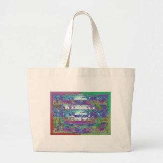 Good morning America : Dream World Graphics Canvas Bag