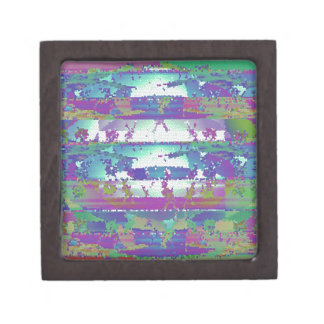Good morning America Dream World Graphics Premium Trinket Box