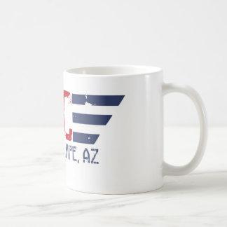 Good Morning America Basic White Mug