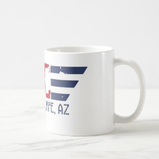 Good Morning America Taza Básica Blanca
