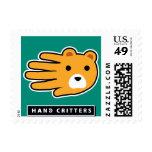 Good Morning Bear Stamp