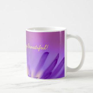 Good Morning Beautiful! Coffee Cup Classic White Coffee Mug