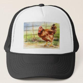 Good Morning by Julie Lemons.jpg Trucker Hat