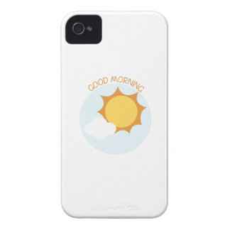 Good Morning Case-Mate iPhone 4 Cases