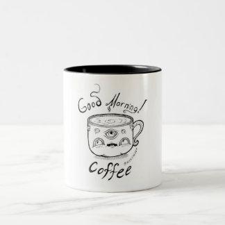 Good Morning Coffee 2 mug