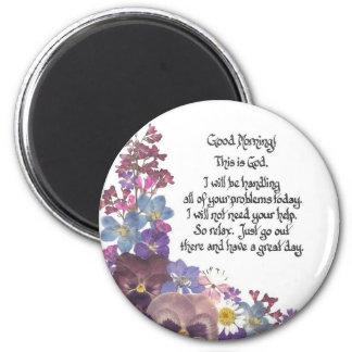 Good Morning Fridge Magnets