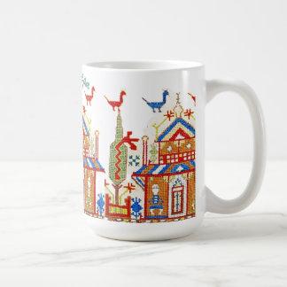 Good Morning from Samos 2.0 Classic White Coffee Mug