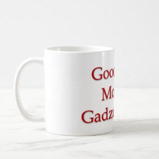 Good Morning Gadzookistan Coffee Mug