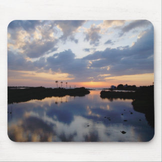 Good morning in Paradise Mouse Pad