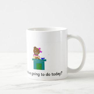Good morning Jesus 2 Coffee Mug