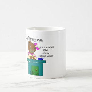 Good morning Jesus 4 Coffee Mug