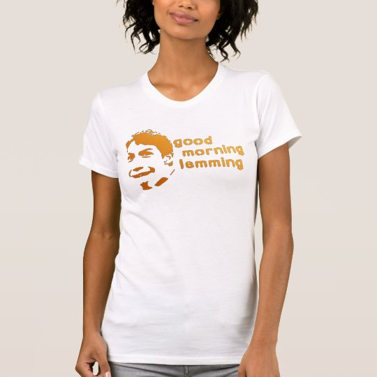 good morning, lemming T-Shirt