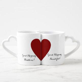 Good Morning Lovers Mug Set