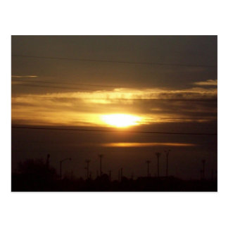 Good Morning Lubbock Postcard