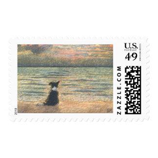 Good Morning, Morning Stamp