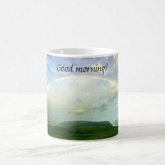 Good Morning Morphing Mug