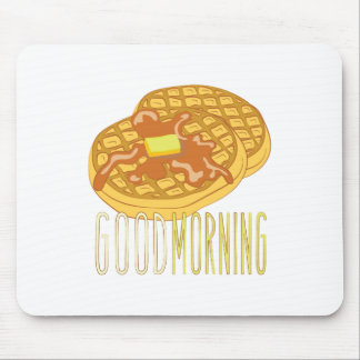Good Morning Mouse Pad